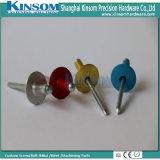 Blinde Klinknagel van het Type van Kleur van de Spijker van de Speld van het Staal van het aluminium de Open