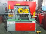 유압 펀치 및 다기능 가위 기계 철 노동자 Q35y-30