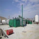 Macchina sporca residua nera di distillazione dell'olio lubrificante