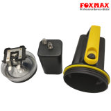 Taschenlampe der trockenen Batterie-6V Plastik-LED (FX-L01)