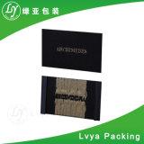 Contrassegno tessuto alta qualità su ordinazione per l'indumento