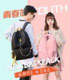 Lazer impermeável Zipper Mochila Backpack