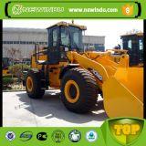 6 тонн колесного погрузчика XCMG Lw600кн добычи полезных ископаемых в Африке погрузчика