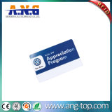 간단한 승진 RFID 트랜스폰더 Em4200 Em 선물 카드