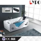 Prezzo acrilico dell'interno della vasca da bagno del mulinello di disegno di lusso K-8935, vasca di nuotata con il massaggio