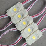 0.3W W/R/G/B impermeabilizzano il modulo di SMD2835 LED per/dell'interno contrassegno illuminato costruzione esterna
