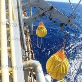 Bonne qualité 3ton bateau de sauvetage des sacs de l'eau de test