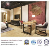 주문품 디자인된 침실 세트 (YB-811)를 가진 검소한 호텔 가구