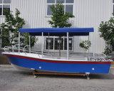 Liya 19feet China Passagierpanga-Boots-Mannschafts-Boot für Verkauf