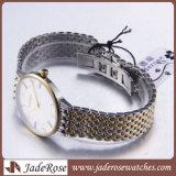 Vigilanza di stile dell'orologio di modo dell'acciaio inossidabile nuova