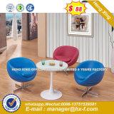 Büro-Gebrauch-blauer Gewebe-Schwenker-Stab-Schemel-Stab-Stuhl (HX-SN8014)