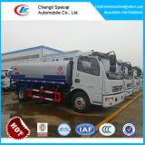 10000 литров воды, Dongfeng 4X2 резервуар для воды погрузчика для продажи