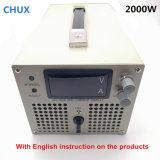 2000W 500V de alimentación de conmutación ajustable 0-90V 100V 200V 300V 400V 600V Alimentación LED pantalla digital
