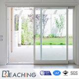 Новейшие разработки UPVC/сдвижной двери двери из ПВХ с хорошим качеством в элитном жилом доме