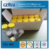 Das hormonas Injectable do Peptide da pureza de 99% MGF Bodybuilding do Peg de Pegylated