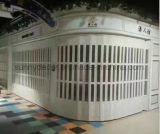 De goedkope Deur van pvc van de Fabriek van China van de Prijs Houten Vouwende