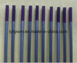 Wt20 électrode de tungstène pur de 2 % Dia4.8mm Thorium électrode de tungstène