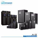 1~500kVA industriels/centre de traitement des données/télécommunications/bureau/à la maison choisissent/UPS en ligne triphasés