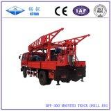 Xitan DDP-300 LKW eingehangene Wasser-Vertiefungs-Kern-Erforschung-Ölplattform