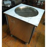 商業使用のためのほとんどの普及した単一の氷ロール鍋機械