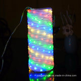 IP65 heiße verkaufenRGB 10m136LED Zeichenkette-Licht-Gefäß-Feiertags-Beleuchtung