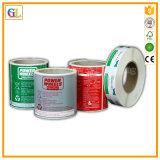 Kundenspezifischer Aufkleber-Drucken-Fabrik-Aufkleber (OEM-GL002)