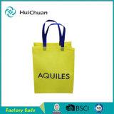 China-Hersteller-Fabrik Recycable nicht gesponnene Einkaufstasche