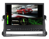 "Монитор Vectorscope 13.3 "" LCD формы волны"