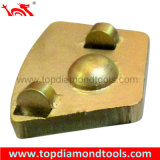 Диск диаманта Husqvarna меля с плитой трапецоида для полируя бетона