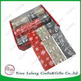 Verkauf preiswertes Polyester-des bunten auf lager zweiseitigen Satin-Großhandelsfarbbands