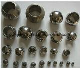 Ss201 Hollow bille en acier inoxydable avec l'épaisseur 0,2mm-5mm 3pouce 75mm