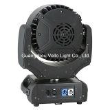 Luz principal movente do estágio do zoom RGBW da lavagem do diodo emissor de luz de Vello (diodo emissor de luz XP700)