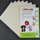 Бумага передачи тепла лазера размера A4 для светлой ткани