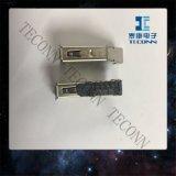 USB 3.0のコネクターの側面のタイプ
