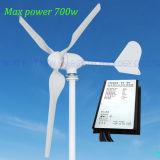 400W 24Vの風発電機の水平の風Turbine+の最上質600With24Vコントローラ