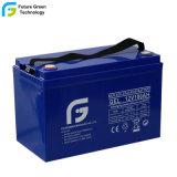 12V 100Ah Gel de longue durée de vie de l'AGA de l'accumulateur de la batterie de sauvegarde à cycle profond