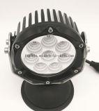 Une haute durabilité 40W série phare de travail à LED pour usage intensif de machines (GT24003-40W)