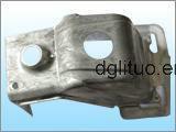 Алюминиевый сплав металлы умереть для литья металлических фитингов мебель