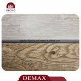 Prezzo poco costoso Lvt che pavimenta il pavimento di legno del PVC del Virgin di disegno