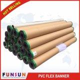 PVC Flex bannière pour l'imprimante grand format (0.914m/1.2m/1.37m/1,6 m/2,5 m/3,2 m