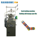 Rb-6fp de duidelijke Prijs van de Machine van de Sok