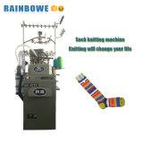 RB-6fp Prijs voor machines met platte sokken