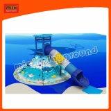 Детей в красочных вулкан скалолазание игровая площадка для установки внутри помещений