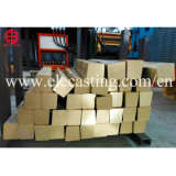 Quadratischer Bronzestab-horizontale Stranggussmaschine