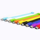 고품질 실리콘 승진 선물, OEM 로고 손목 붕대 USB 지팡이 2GB 4GB 8GB 16GB USB 섬광 드라이브