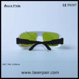 740 - vidrios de la protección de ojo 1100nm para el Alexandrite y diodo y ND: Lasers de YAG de Laserpair