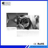 P 1,25 mm de haut taux de contraste de couleur complet SMD 4K affichage commercial