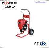 precio de fábrica limpiador de tubos con ruedas D200-1A)