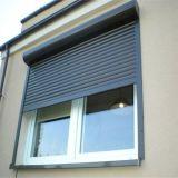 Europäisches Walzen-Rollen-Blendenverschluss-Fenster