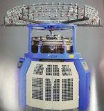 Machine à tricoter automatisée de jacquard simple de Tulle